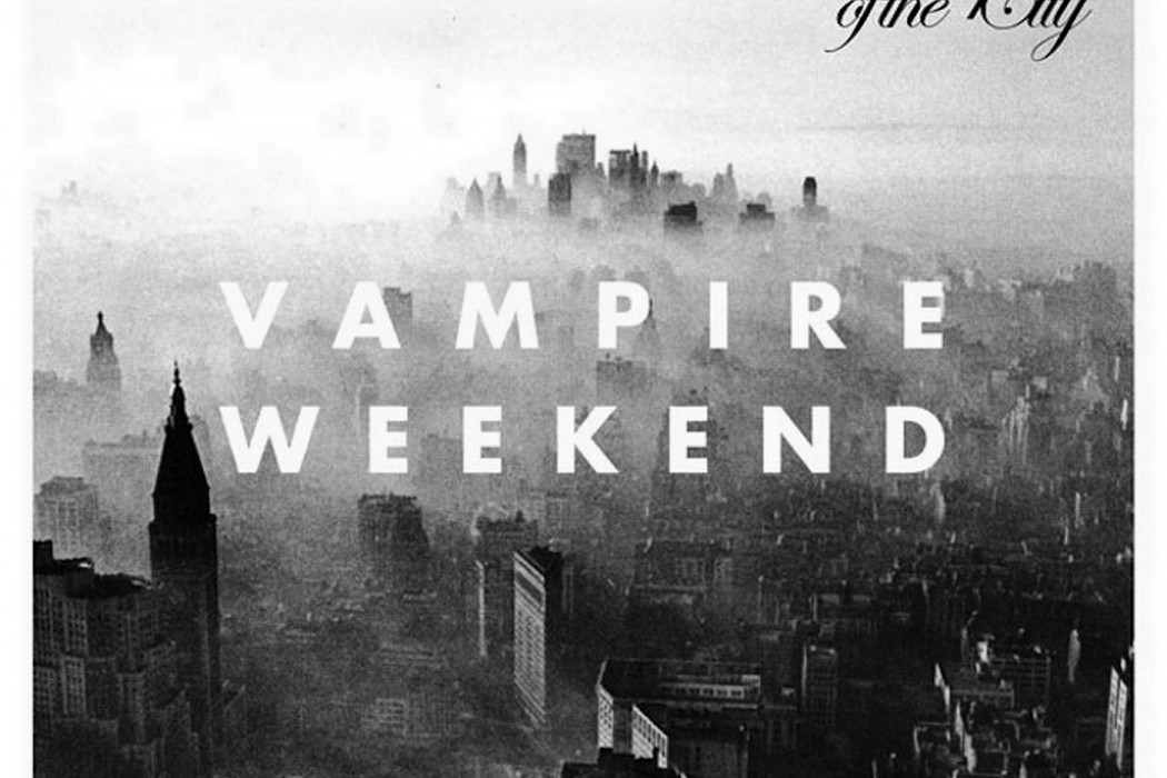Modern Vampires of the City - Vampire Weekend