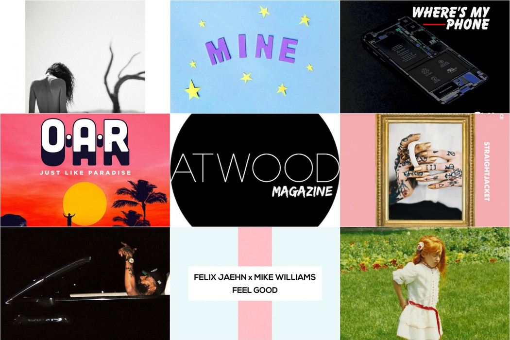Watts' Weekend Picks: Bazzi, O A R  & More for Your