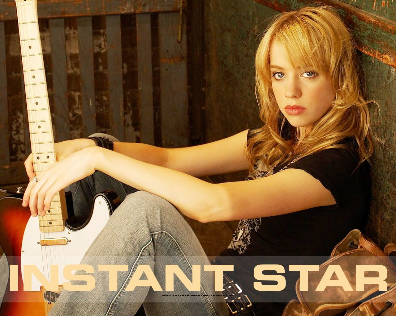 "Alexz Johnson portraying Jude Harrison in CTV's ""Instant Star"""