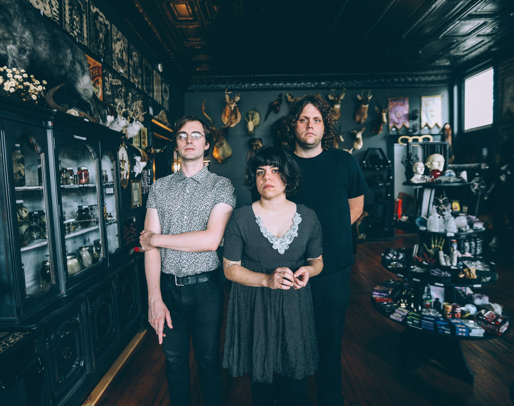 Screaming Females © Farrah Skeiky