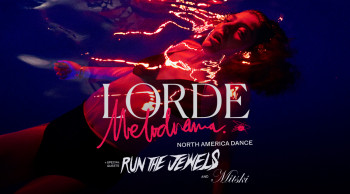 Lorde Melodrama Tour photo