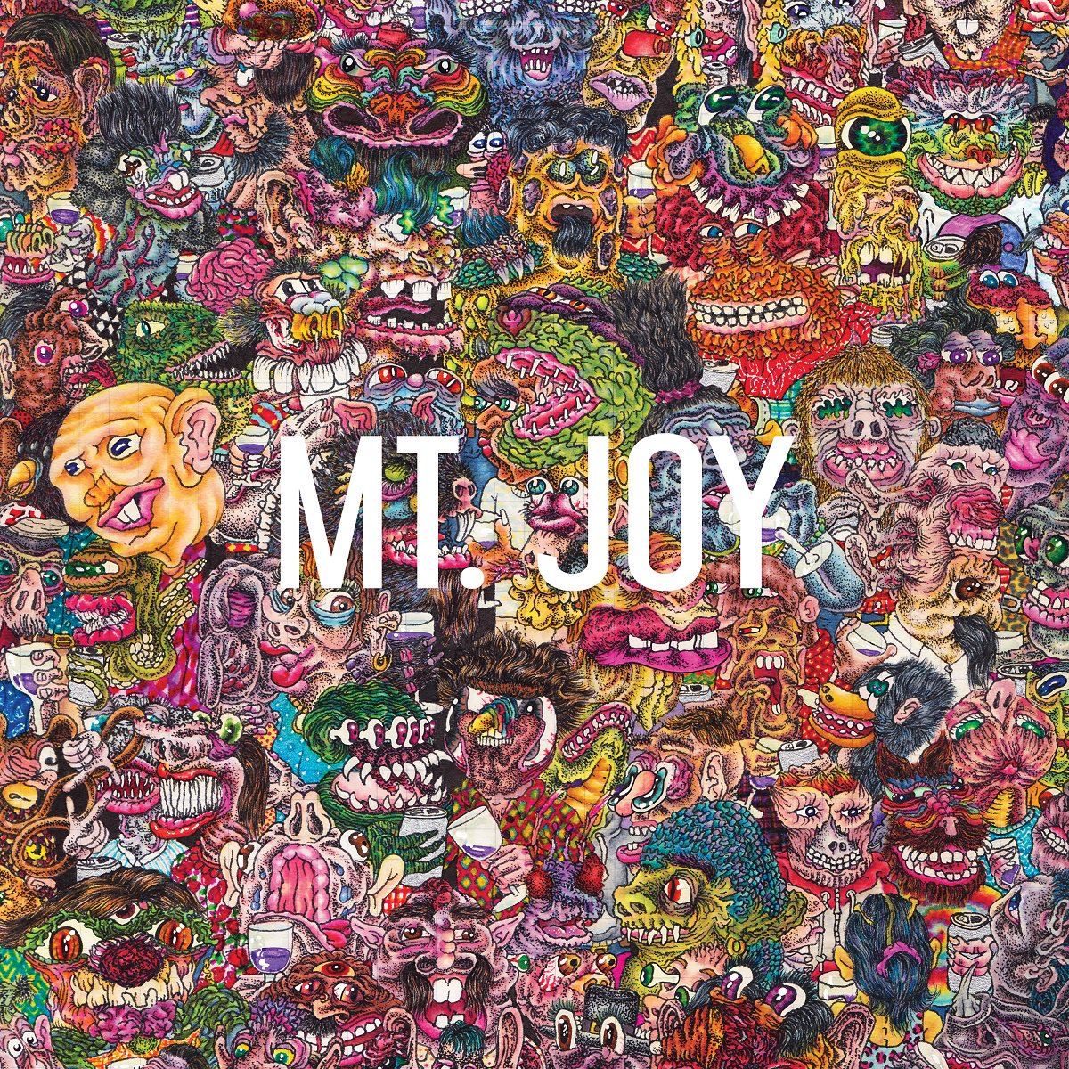 Mt. Joy - Mt. Joy artwork