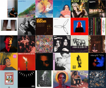 Atwood Magazine's 2018 Albums of the Year, Part 1
