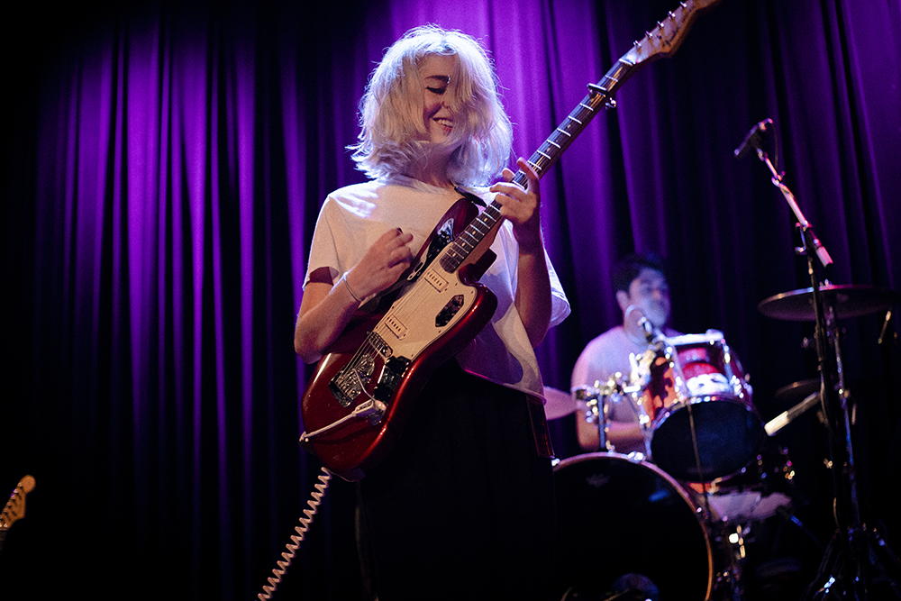 Snail Mail at Music Hall of Williamsburg © Nicole Almeida