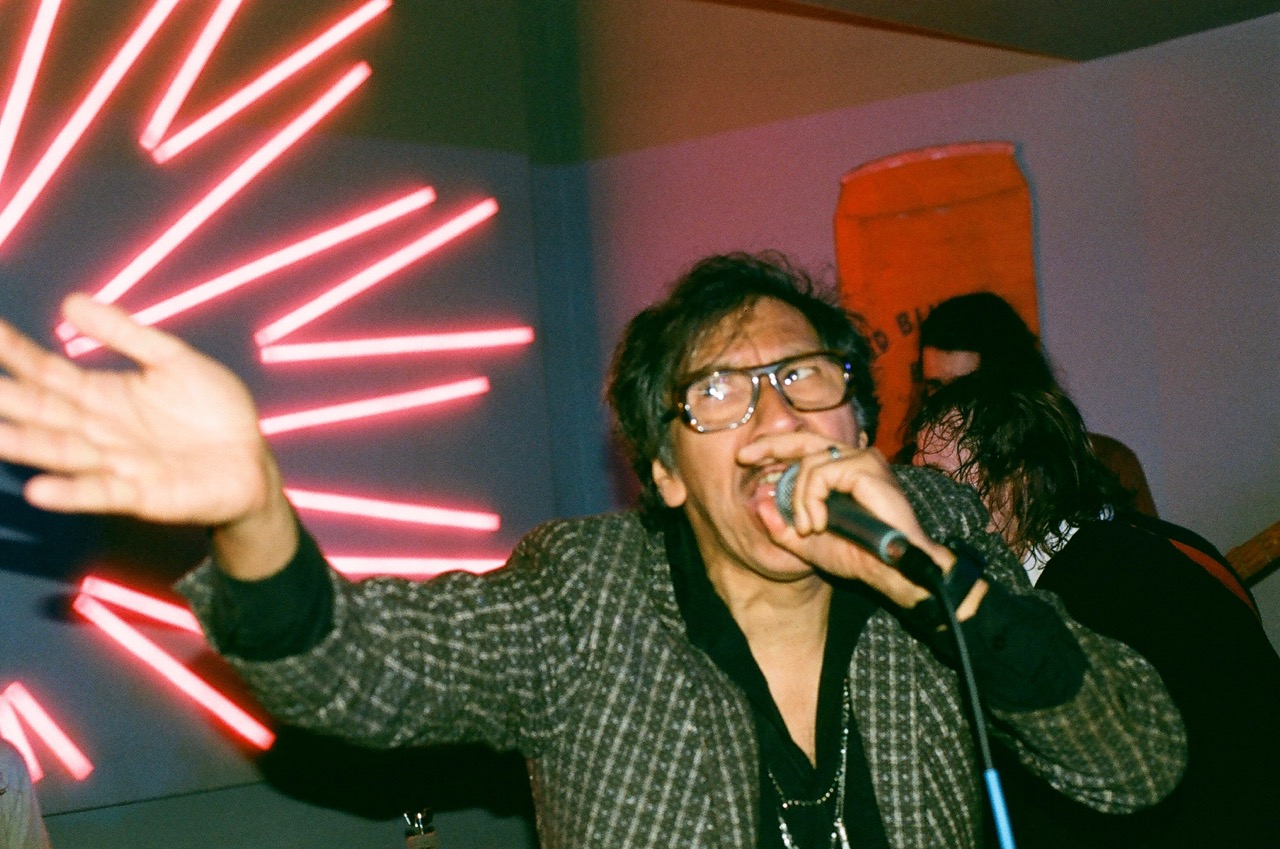 Mystery Lights & Kid Congo at Our Wicked Lady © Alexandra Graber