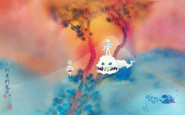 Kids See Ghosts - Kanye West and Kid Cudi