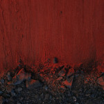 Black in Deep Red, 2014 - Moses Sumney