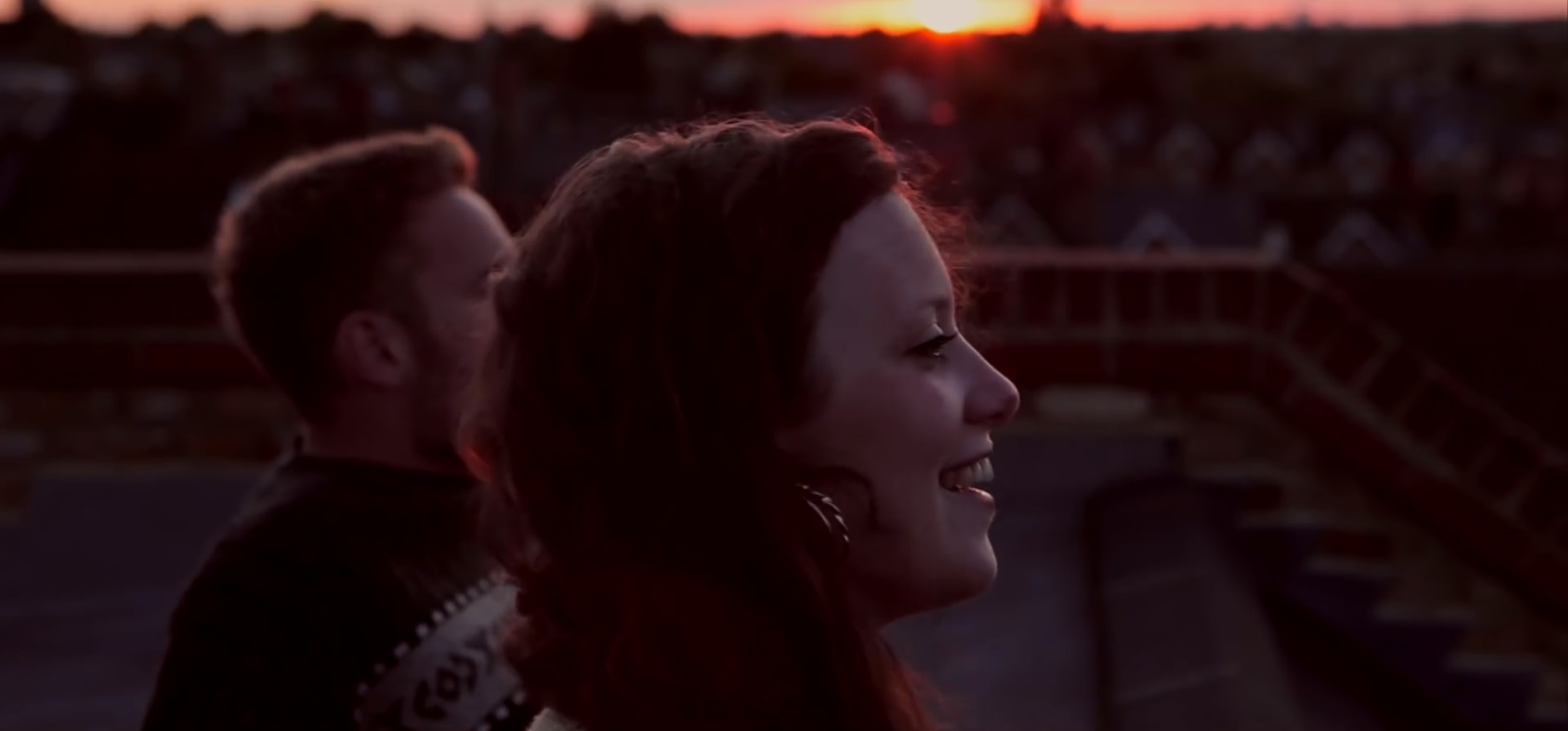 """So Close"" video still- Tom Misch & Carmody"