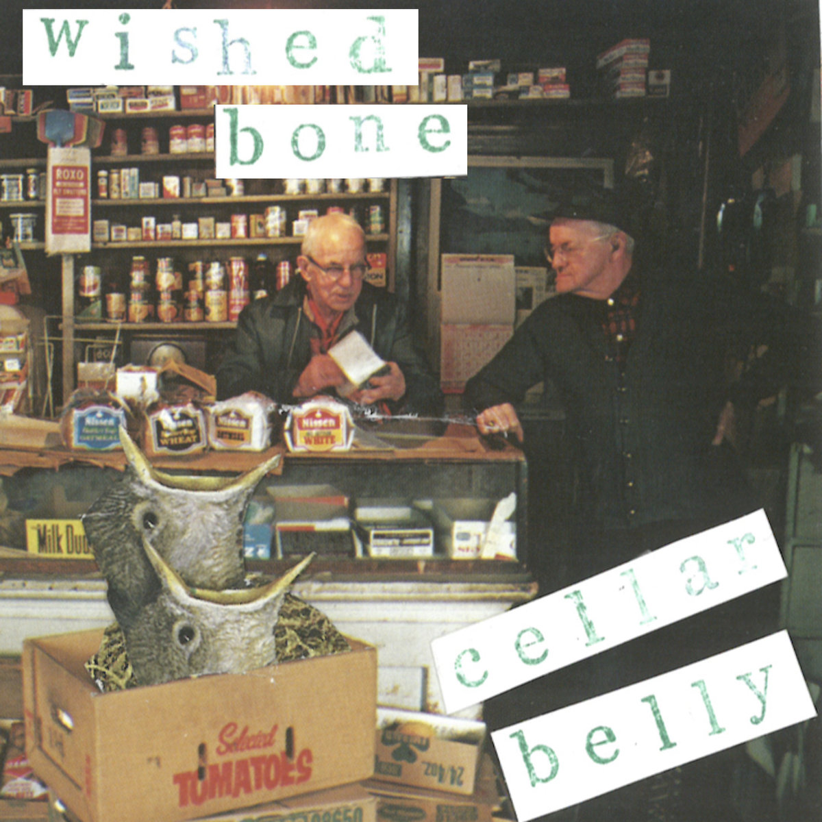 cellar belly - wished bone