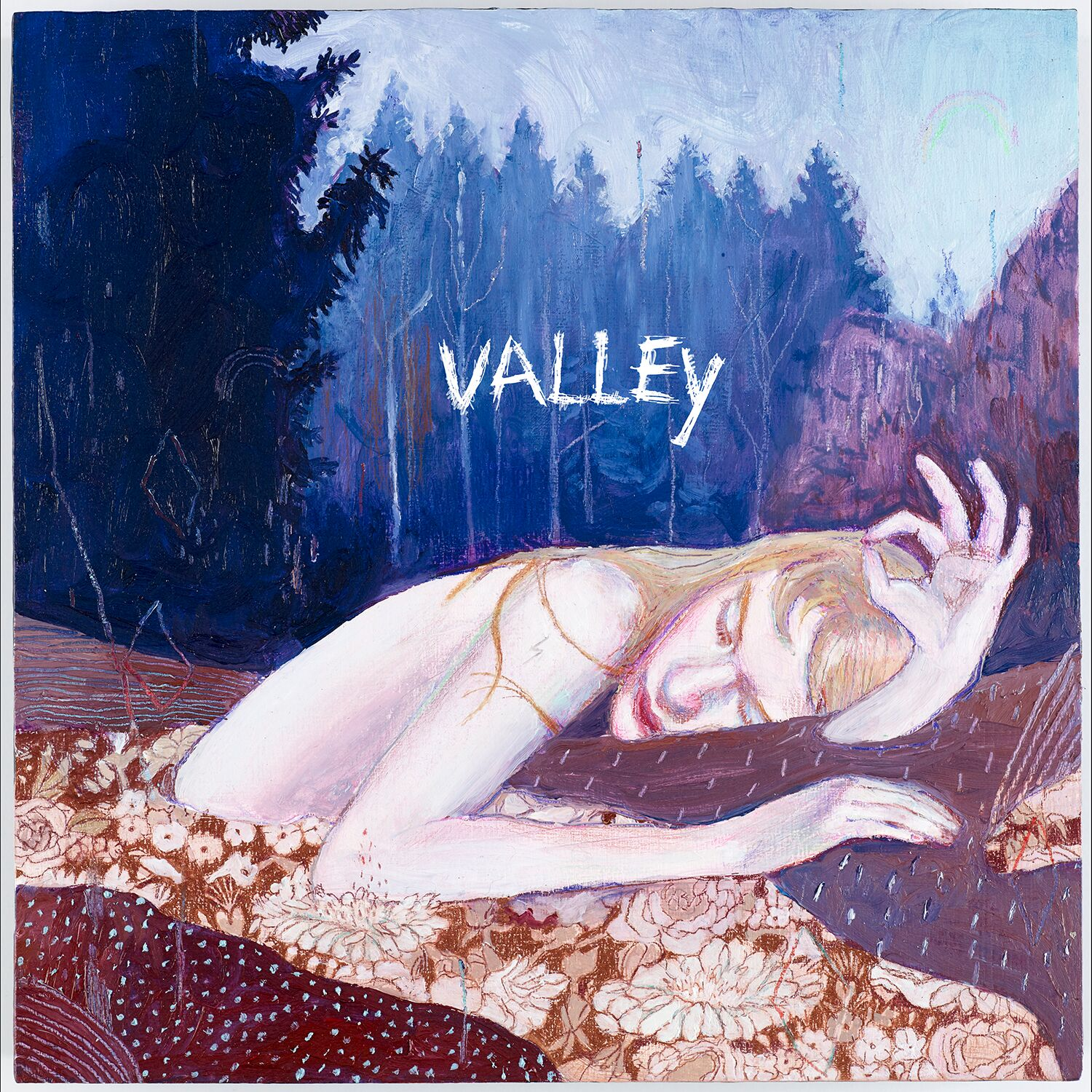 Transviolet - Valley Cover Art