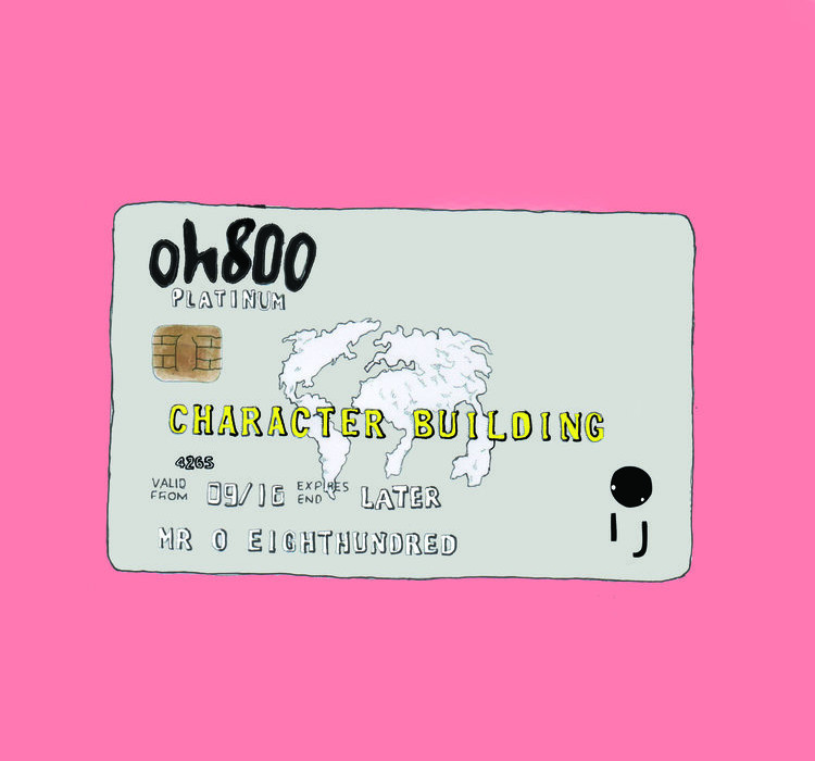 Character Building - oh800