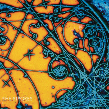 'Is This It' North American cover art - The Strokes