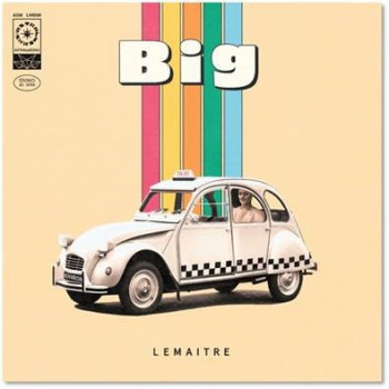 Lemaitre Album Artwork
