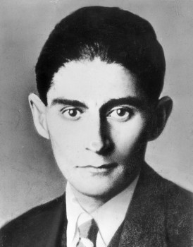 Franz Kafka is reported to have burned over 90% of his writings