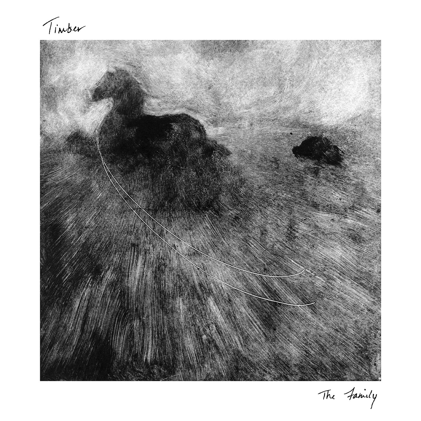 The Family - Timber album art