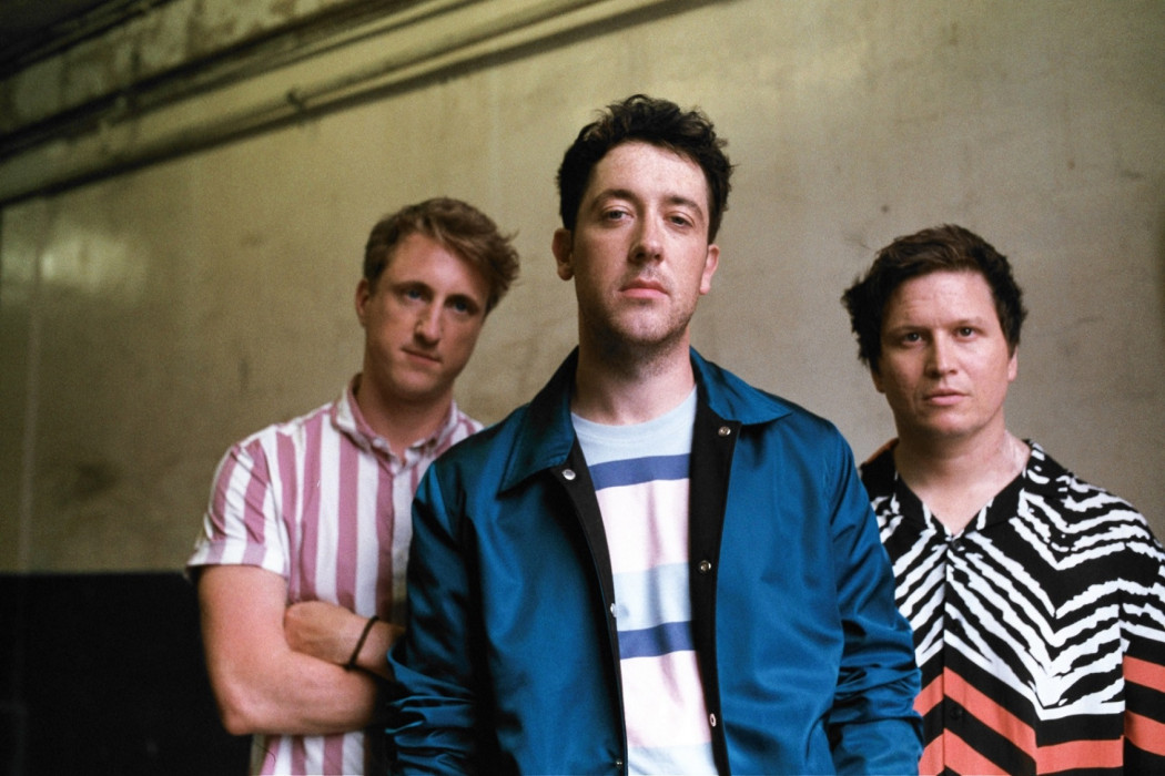 The Wombats © Phil Smithies