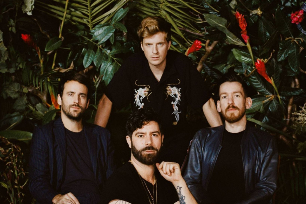 Foals © Alex Knowles