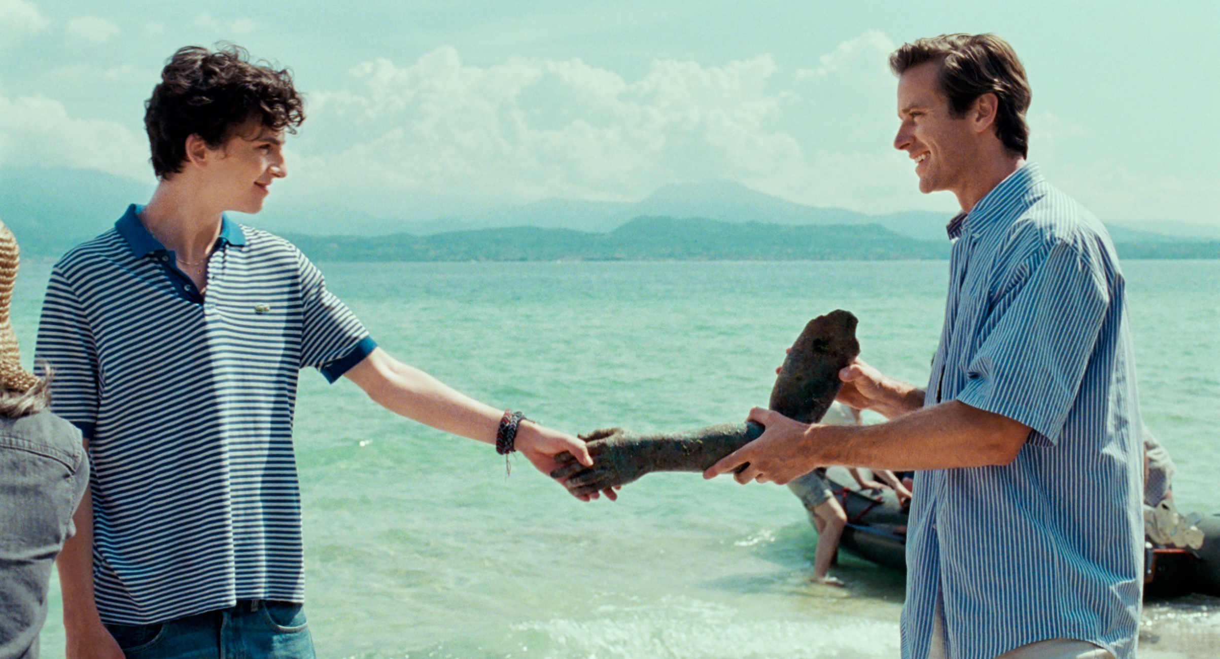 Call Me By Your Name Movie Still