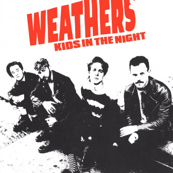 Kids in the Night - Weathers album art