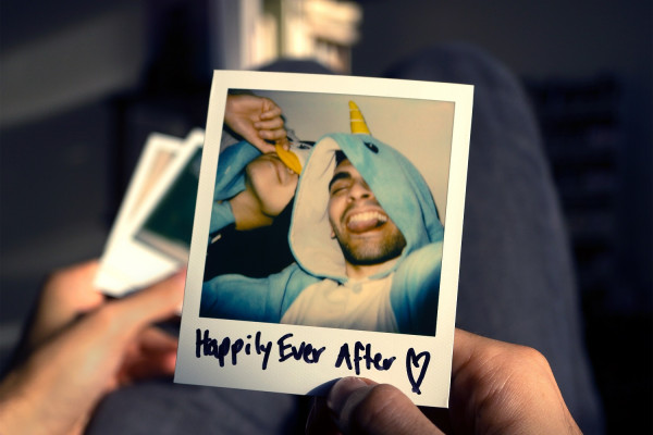Kisos - Happily Ever After Art