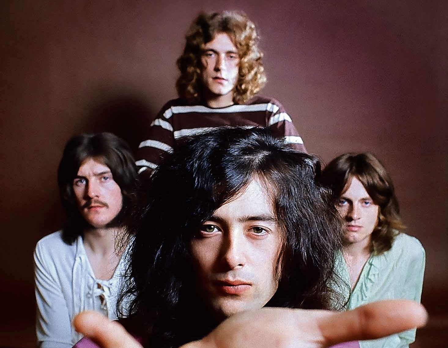 Led Zeppelin Rises: New Album Out in September & Reunion Tour This Fall - Atwood Magazine