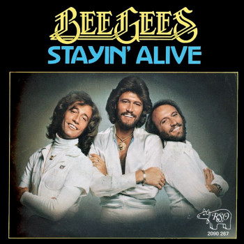 Stayin Alive - Bee Gees