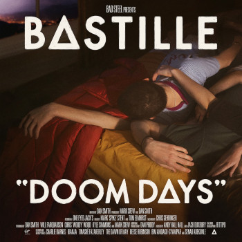 Doom Days, Bastille's third album, will release June 14, 2019 via Virgin Records