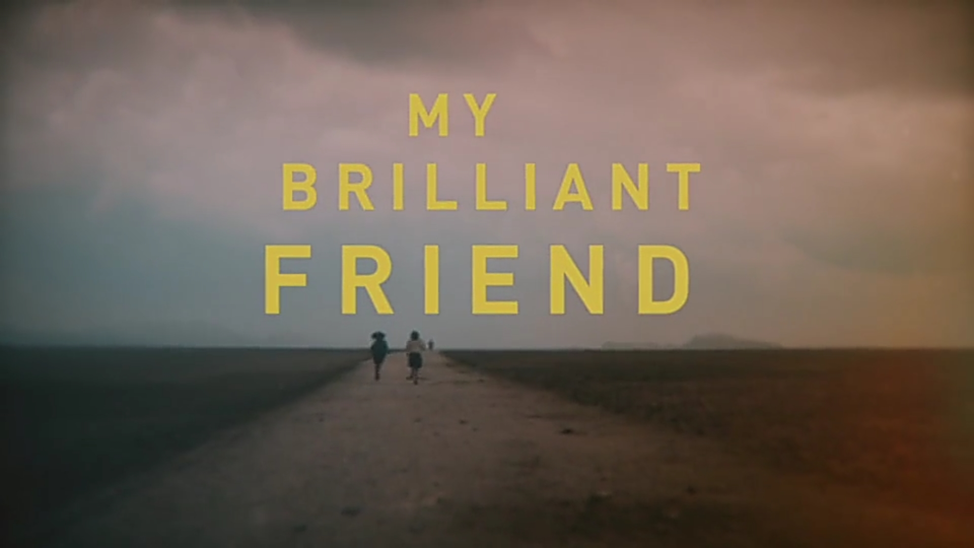 My Brilliant Friend © HBO