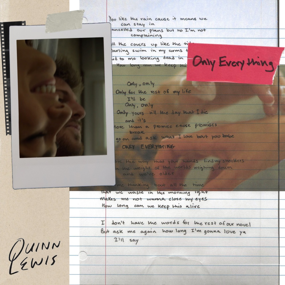 Only Everything - Quinn Lewis