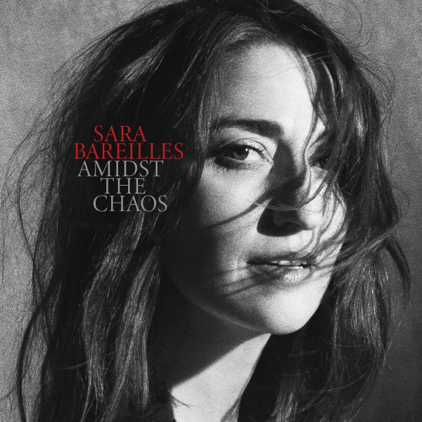 Sara Bareilles - Amidst the Chaos Album Art