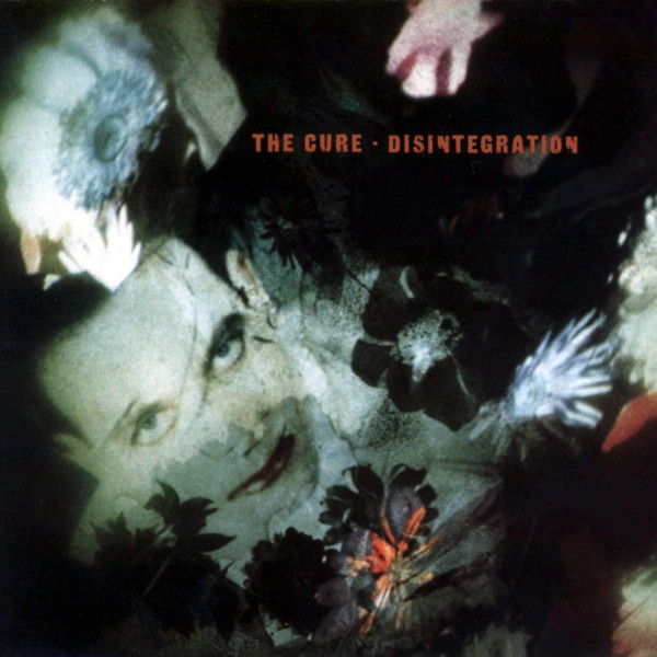 Disintegration - The Cure Album Art