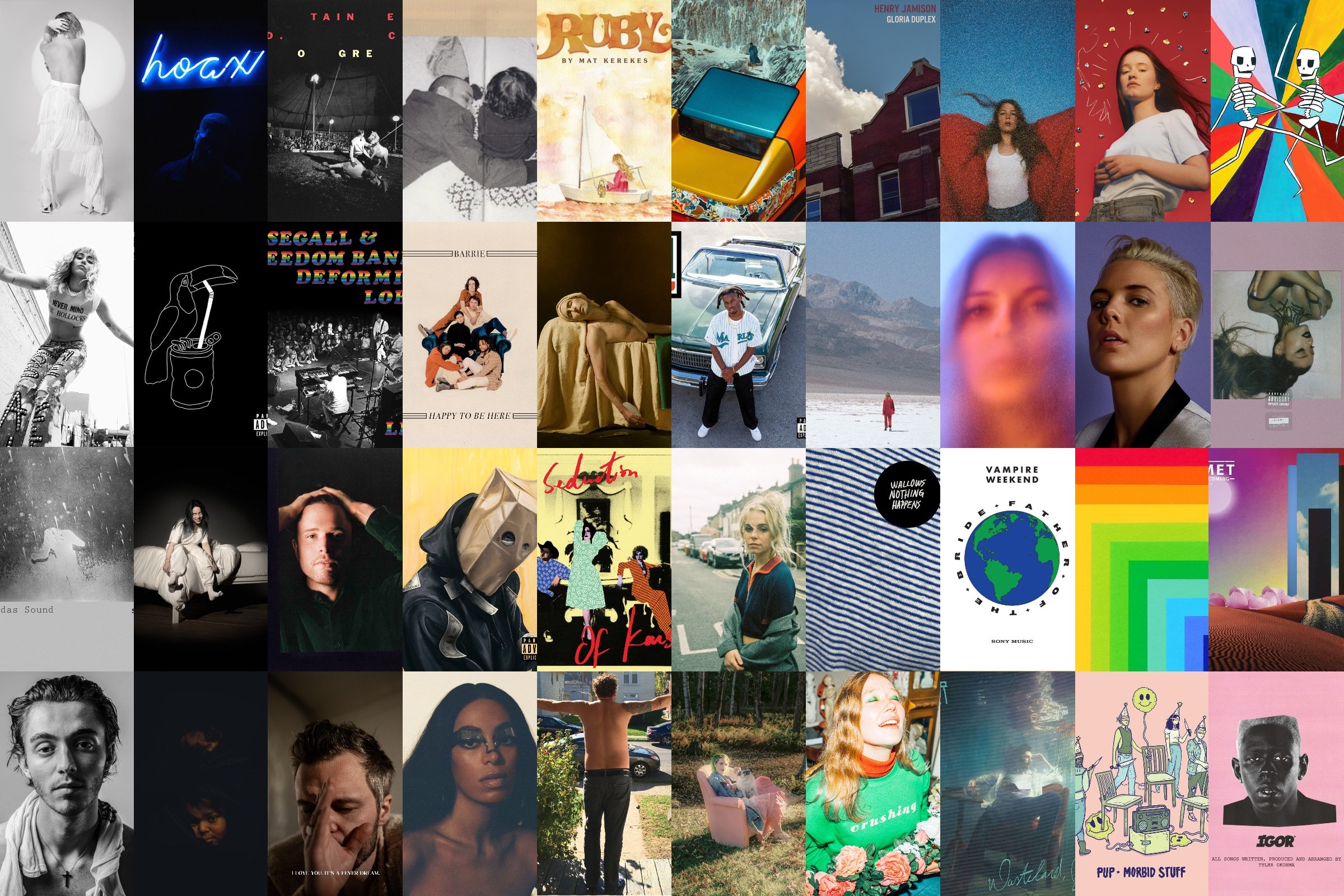 Atwood Magazine's Best Albums of 2019    Part 1