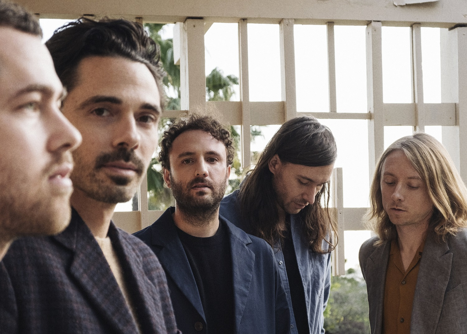 Local Natives © Jonathan Chu