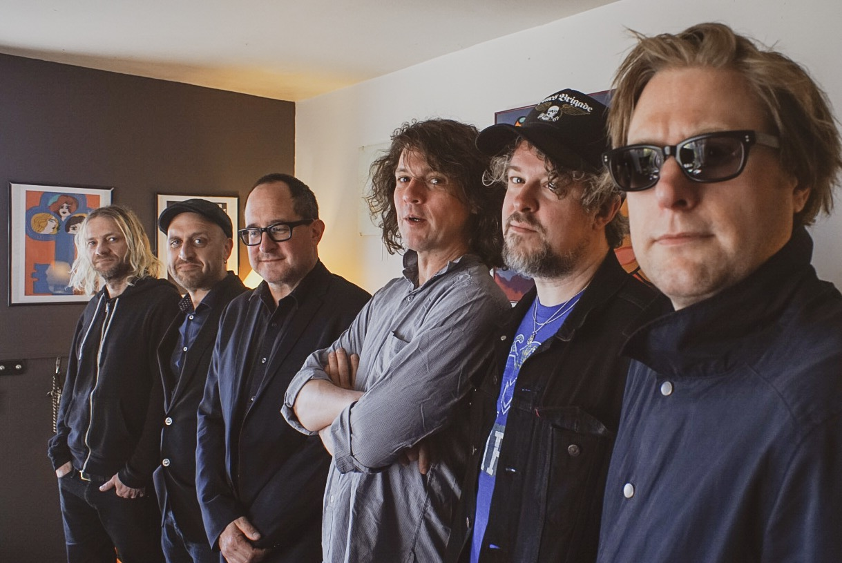 The Hold Steady © D James Goodwin