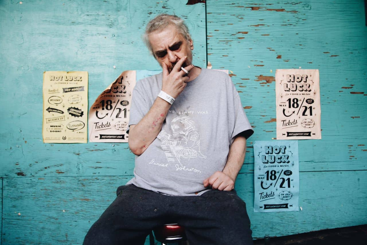 Daniel Johnston © Daniel Johnston