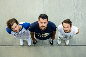 """Premiere: Future Thieves """"Get Up"""" with the Heat in Fiery New Groove"""