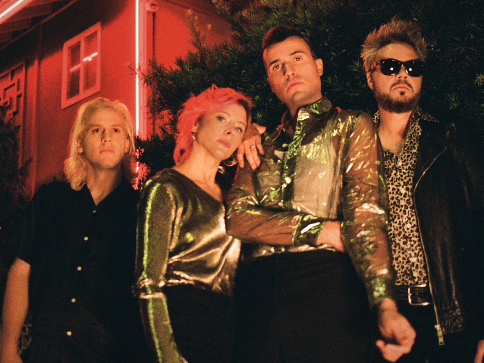 Neon Trees © Grace Pickering