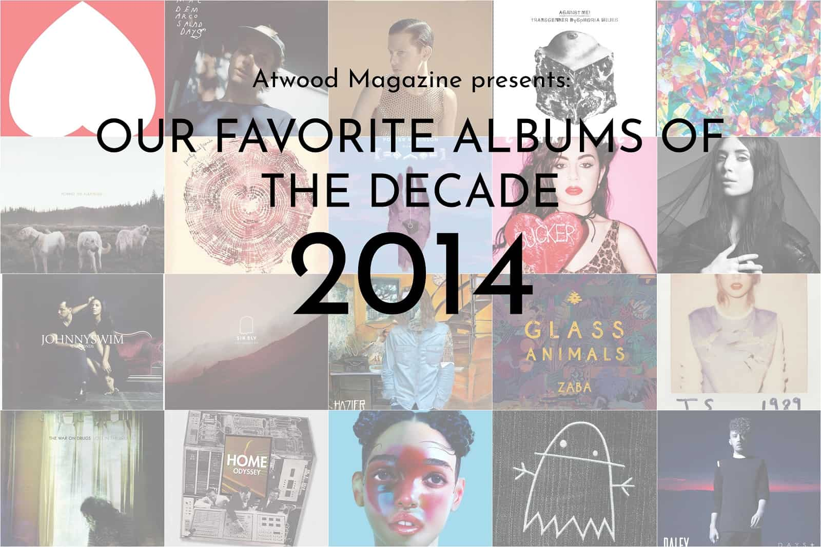 Our Favorite Albums of 2014