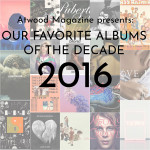 Our Favorite Albums of 2016 sq