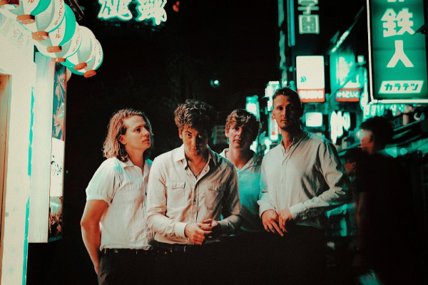 Circa Waves © Katy Cummings