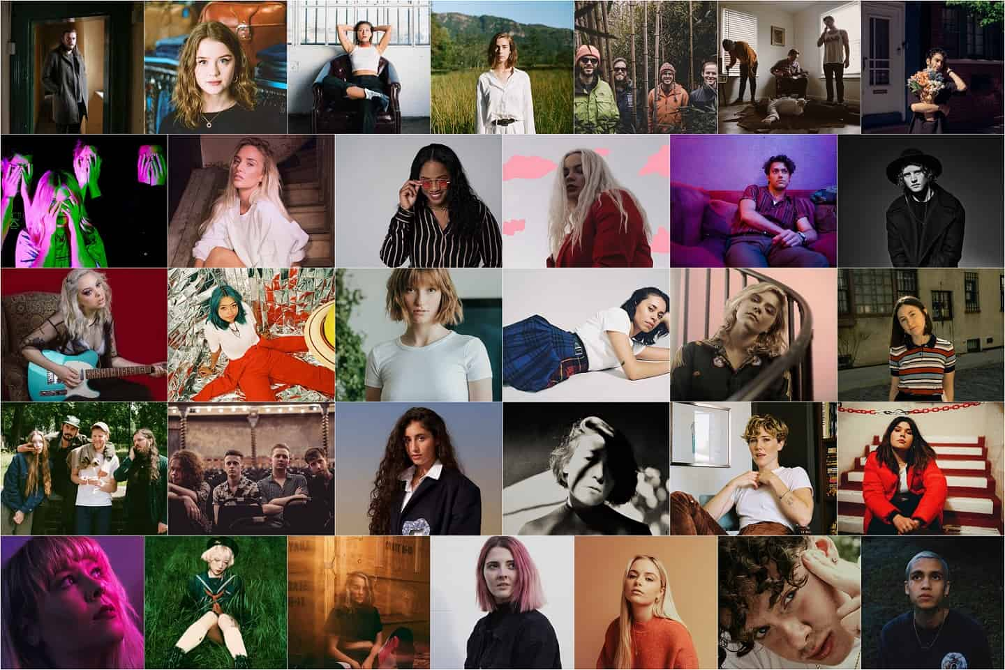 Atwood Magazine's 2020 Artists to Watch