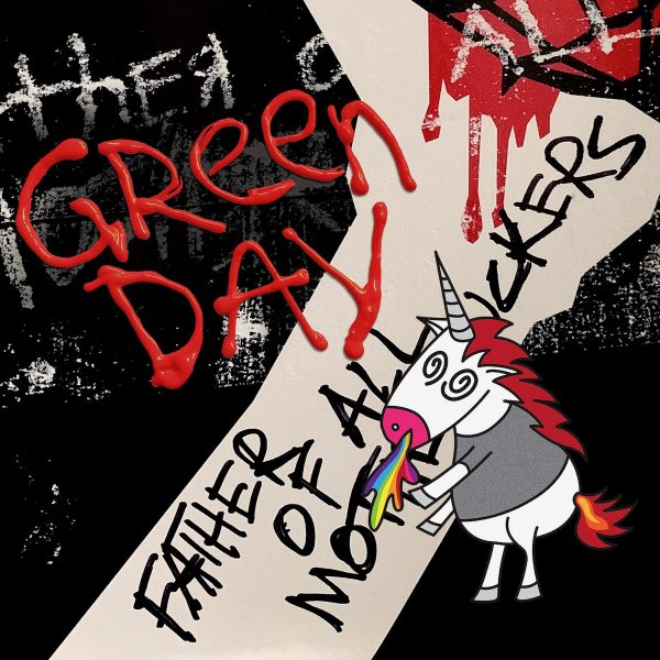 Father of All Motherfuckers - Green Day album art