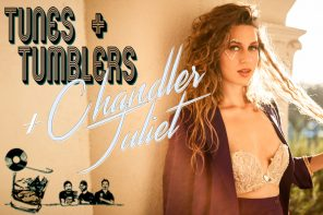 "Podcast: Tunes & Tumblers Learn Their ""Love Language"" with Chandler Juliet"