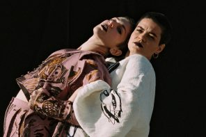 """Interview: Brooklyn Duo Overcoats Ignite with an Urgent and Irresistible """"Fire & Fury"""""""