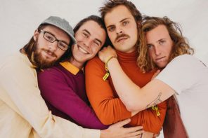 "Today's Song: Peach Pit's ""Shampoo Bottles"" Highlights the Entertaining Side to Lost Love"