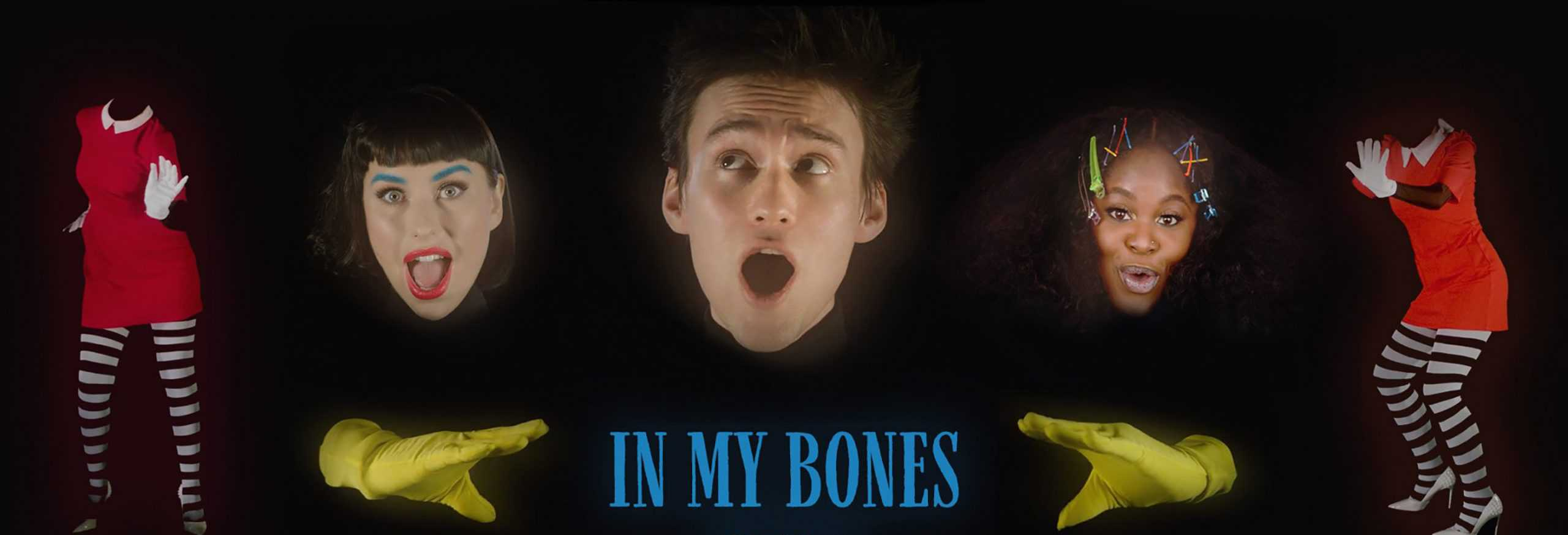 "Jacob Collier ""In My Bones"""