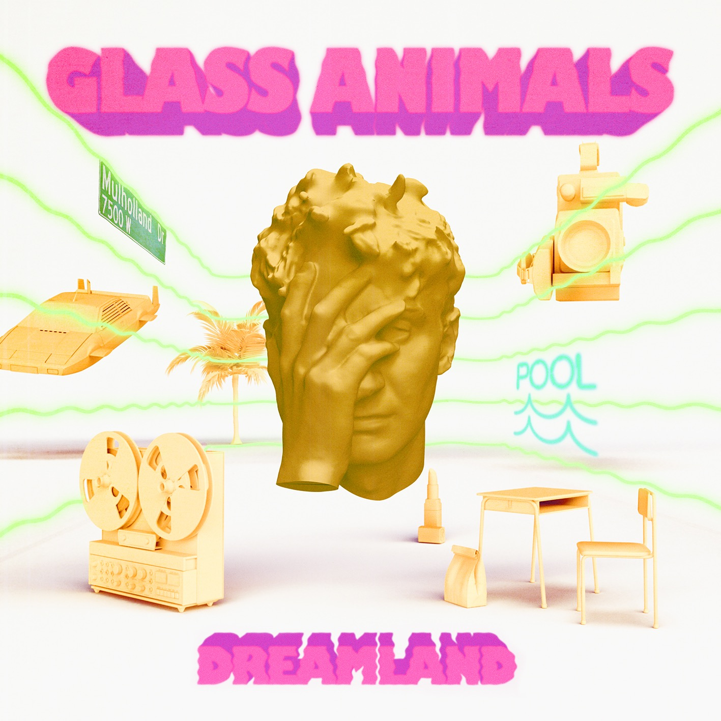 Dreamland - Glass Animals