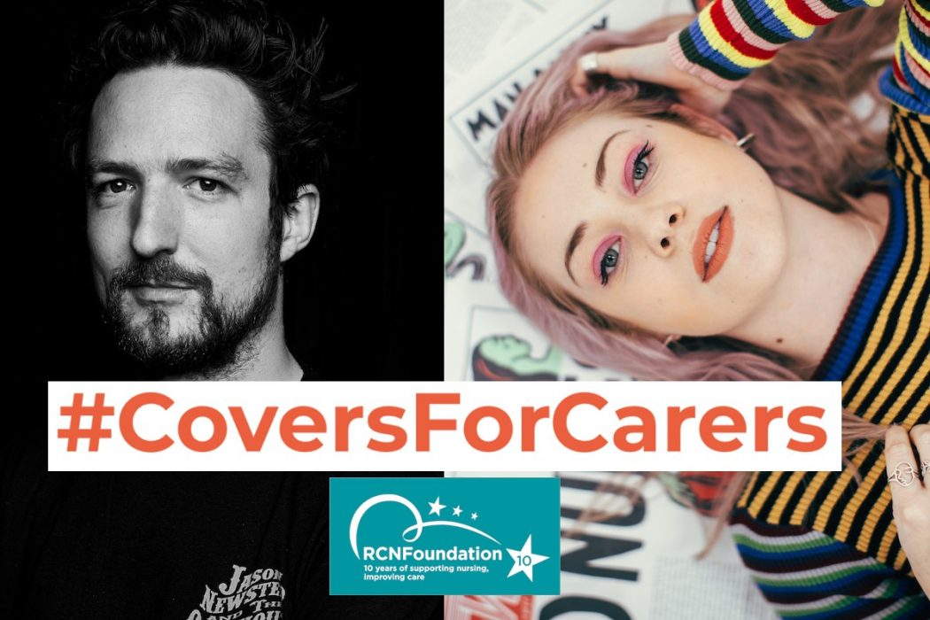 Frank Turner & Lauran Hibberd Discuss Covers for Others