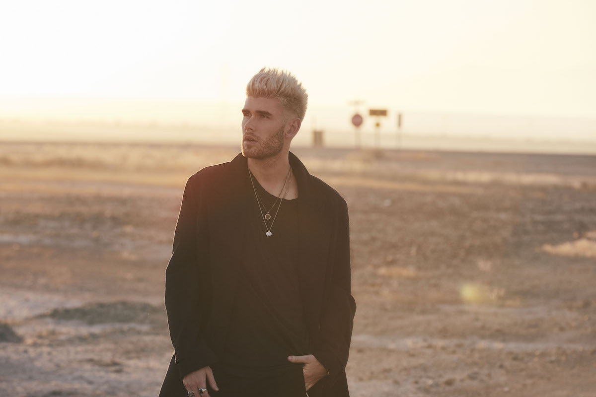 Colton Dixon © Jimmy Fontaine