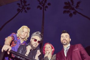 "Neon Trees Embrace the Crazy with Their Irresistible ""New Best Friend"""